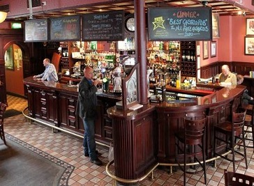 The John Hewitt – Belfast Bar