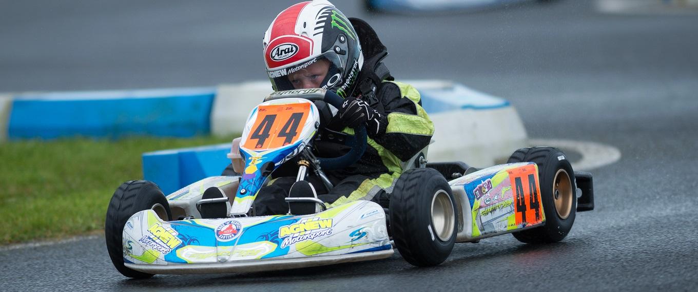 go karting belfast