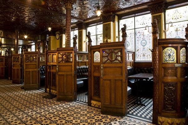 The Crown Bar Belfast