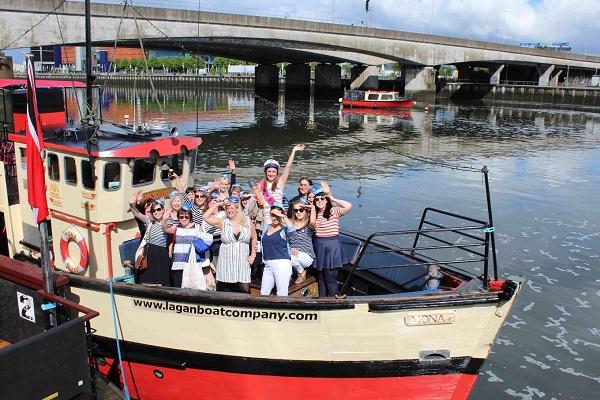 Boating in Belfast
