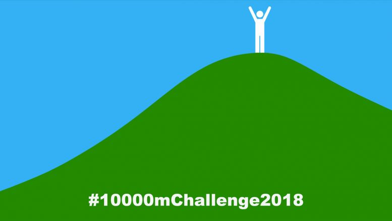 The 10,000m Challenge 2018