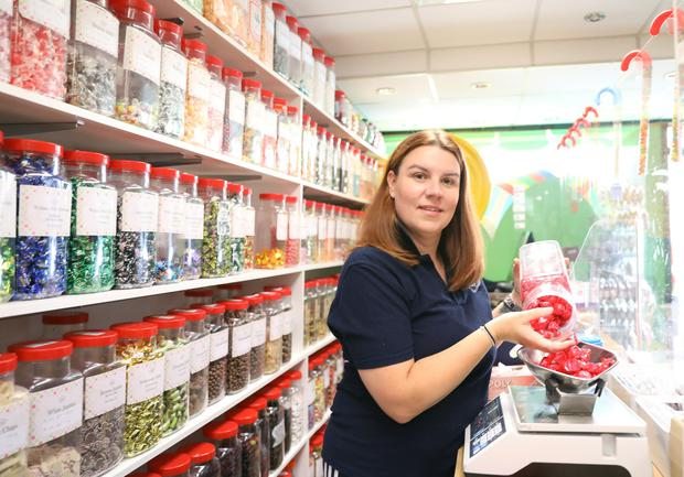 Curious Candy owner Jacqueline McKeown